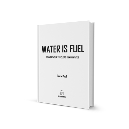 WATER IS FUEL by Drew Paul